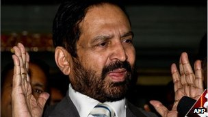 Suresh Kalmadi - 15 March 2011