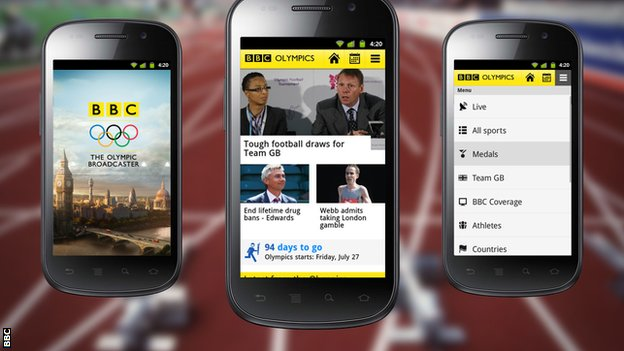 BBC Android app