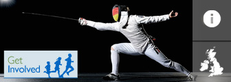 Fencing graphic