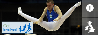 Artistic Gymnastics graphic