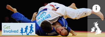 Judo graphic