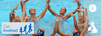 Synchronised Swimming graphic