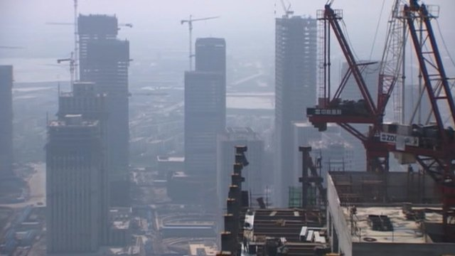 Construction in China