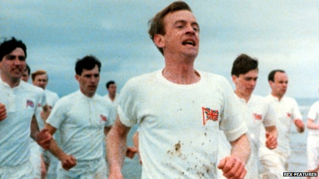 BBC News - Is Chariots of Fire a good running track?