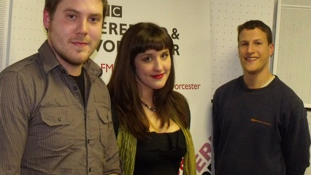 DoWhatNow?'s BBC Introducing session