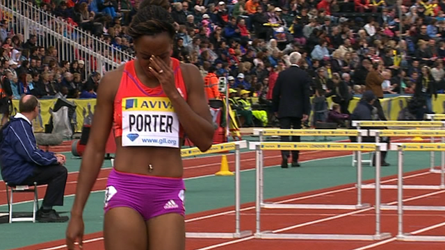 Great Britain's Tiffany Porter