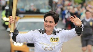 Dame Ellen MacArthur 