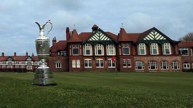 Royal Lytham &amp; St Annes