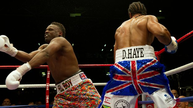 David Haye &amp; Dereck Chisora