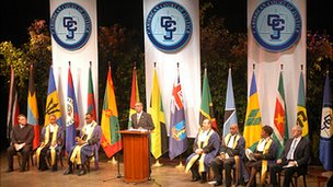 Inauguration of the CCJ