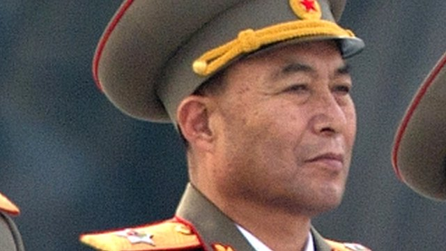 North Korea's top military chief Ri Yong-ho