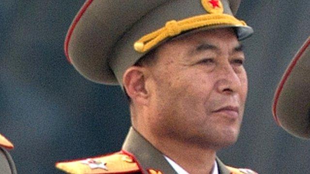 North Korea's top military chief Ri Yong-ho