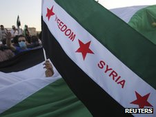 Syrian flag