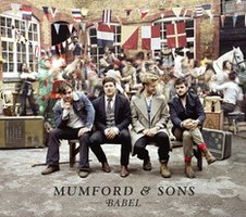 Mumford & Sons' new album cover