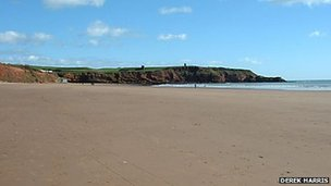 Sandy Bay, Devon