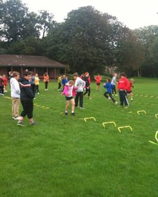 Mini Olympics in Chichester