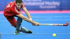 Iain Lewers, GB hockey player