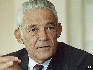 Michael Manley, former prime minister of Jamaica