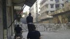 Fresh clashes rage in Damascus