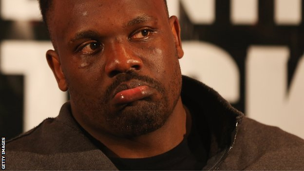 Dereck Chisora
