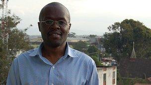 NikoHapa's Bernard Owuor