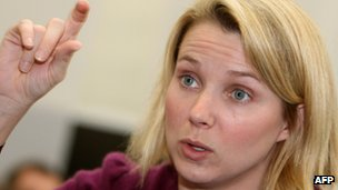 Marissa Mayer file picture