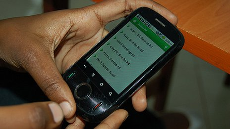 Mafuta Go app