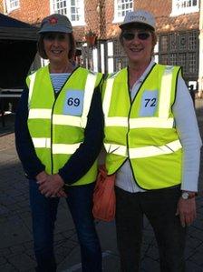 Crawley stewards