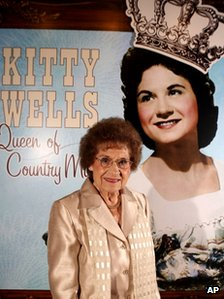 Kitty Wells in 2008