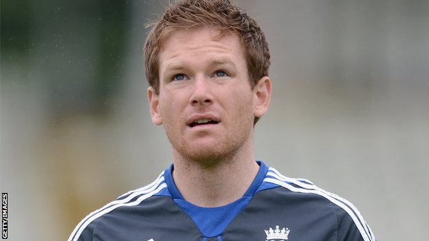 Eoin Morgan