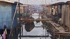 A 2010 picture of the Makoko settlement