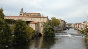 Homes in Languedoc, France