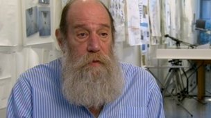 "Lawrence Weiner described the Glasgow artists as a ""better class of yob"""