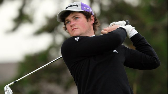 British amateur champion Alan Dunbar has set himself a target of making the ...