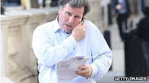 Cabinet office minister Oliver Letwin