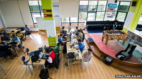 iHub in Kenya