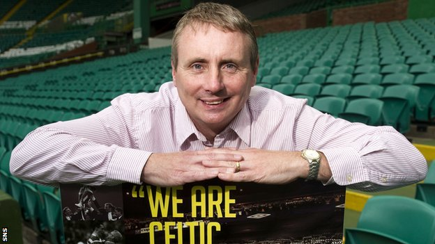 Boyd urges Celtic supporters to buy tickets