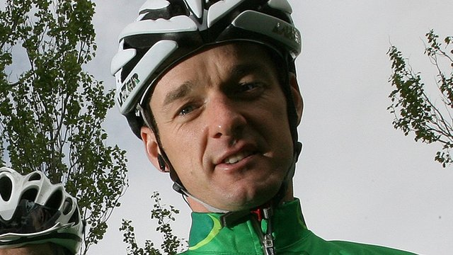 Belfast cyclist David McCann will represent Ireland in the road race and time trial in London