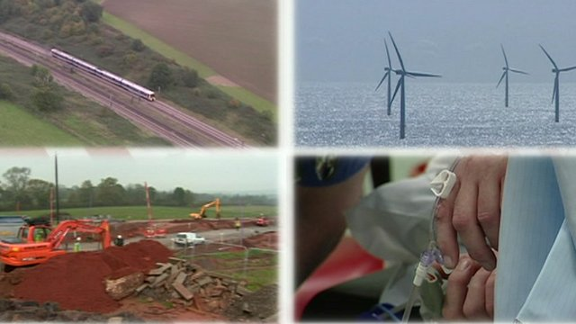 Boost planned for infrastructure in Britain