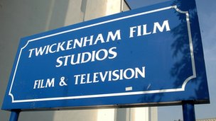 Twickenham Film Studios