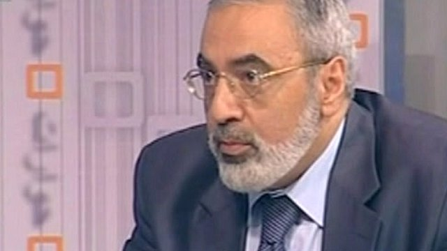 Syrian information minister