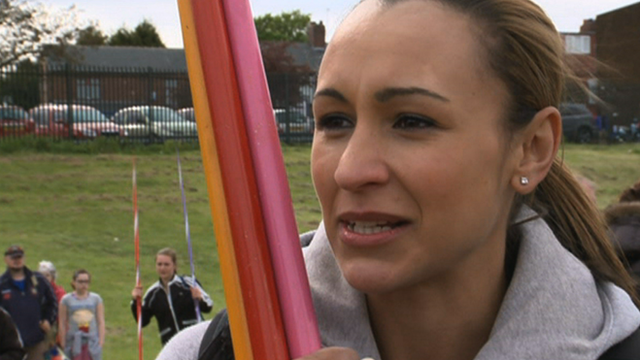Jessica Ennis