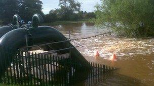 Kempsey floods