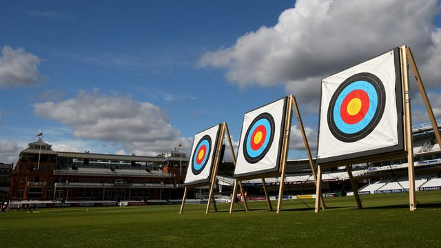 Lord's will host the archery events at London 2012