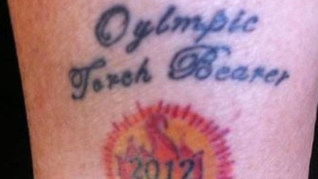 Tattoo with spelling mistake