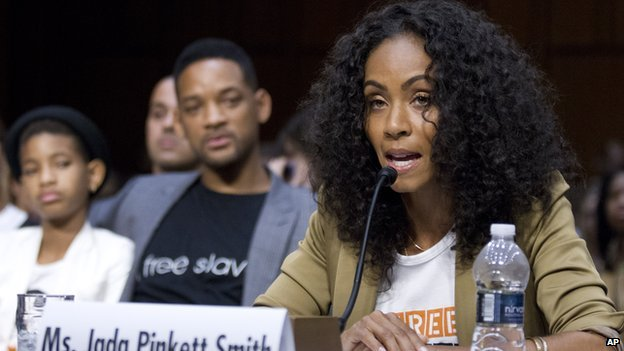 Jada Pinkett Smith testifies in Washington DC