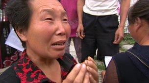 Su Yanping, 50, from Henan