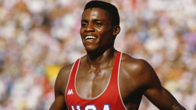 Carl Lewis earned a  million dollar salary - leaving the net worth at 20 million in 2017