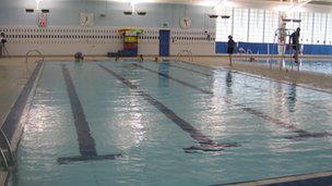 DG One training pool