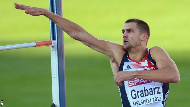 Robbie Grabarz